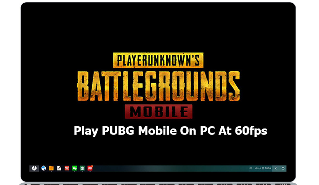 Play PUBG Mobile In PC With Full Graphics Setting At 60fps