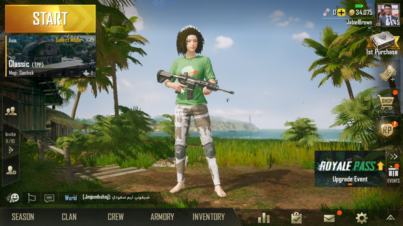 Pubg Mobile On Intel Hd Graphics Settings Tencent Gaming: Play PUBG Mobile In PC With Full Graphics Setting At 60fps
