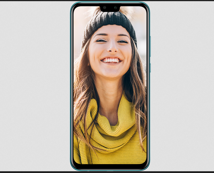 The full specifications list of the Huawei Y9 2019 is noted below: Huawei Y9 2019 Specifications Category     Huawei Y9 2019 Network  GSM / HSPA / LTE Display Size Resolution Type Dimension Pixel Density   6.5 inches 1080 x 2340 pixels IPS LCD capacitive touchscreen, 16M colors 162.4 x 77.1 x 8.1 mm 396 ppi Weight   173 g (6.10 oz) Memory Card Slot    128 GB, 6 GB RAM or 64 GB, 4 GB RAM microSD, up to 500 GB OS Chipset CPU GPU    Android 8.1 (Oreo); EMUI 8.2 Hisilicon Kirin 710 (12 nm) Octa-core (4x2.2 GHz Cortex-A73 & 4x1.7 GHz Cortex-A53) Mali-G51 MP4 Battery   Non-removable Li-Ion 4000 mAh battery Sensors   Fingerprint (rear-mounted), accelerometer, gyro, proximity, compass Connectivity    WLAN: Wi-Fi 802.11 а/b/g/n/ac, dual-band, WiFi Direct, hotspot Bluetooth: 5.0, A2DP, LE Rear camera     16 MP, f/2.0, PDAF 2 MP, f/2.4, depth sensor Secondary Camera   13 MP, f/1.8 2 MP, f/2.4, depth sensor Video    1080p@30fps Colors  Midnight Black, Sapphire Blue, Aurora Purple Highlights     4000 mAh battery, design, Price In Nepal     Rs.31,490.00